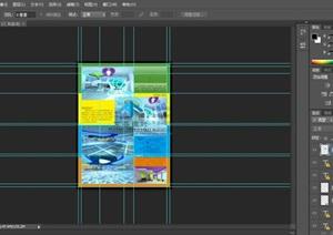现代风格游泳馆室内设计方案PSD源文件