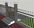 栏杆,栏杆围栏,铁艺栏杆