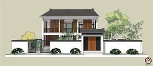 村镇住宅设计案例(一)