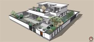 村镇住宅设计案例(二)