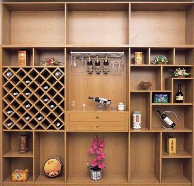 酒柜,柜子,酒瓶