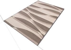 15种不同的地毯设计SU(草图大师)模型