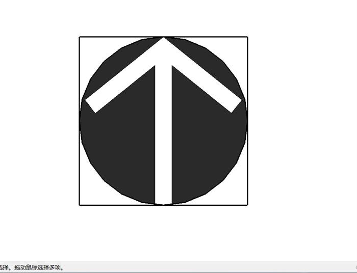 多个不同的坐标标志设计su模型[原创]