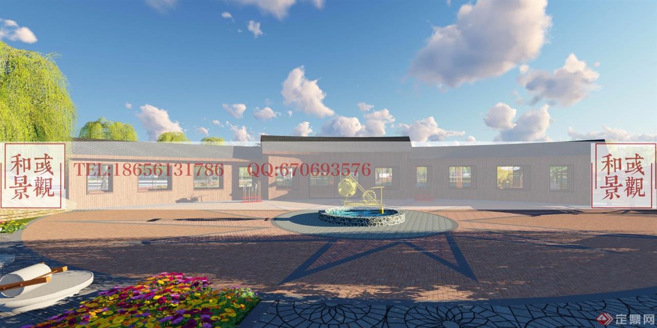 13太阳岛及农家乐设施 (2)