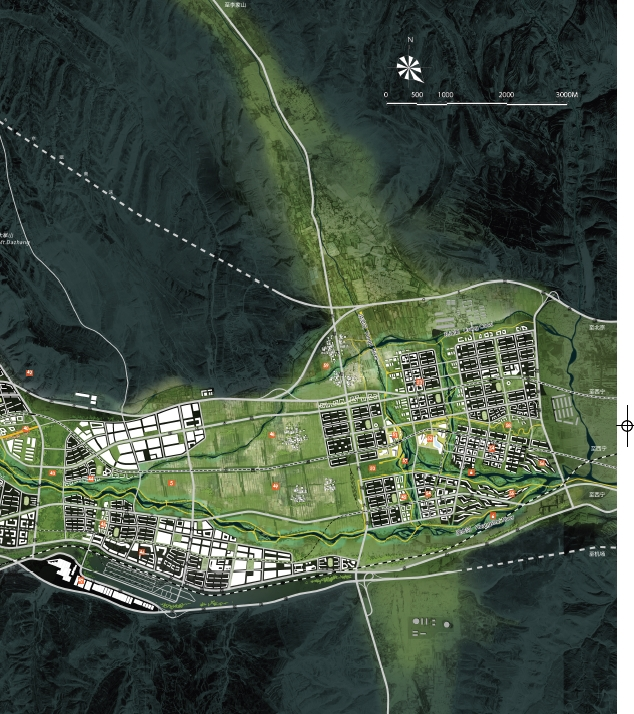 河湟高城-多巴新城概念规划和总体城市设计方案高清文本(1)