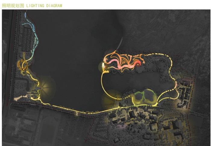 武汉东湖绿道二期森林公园西门节点景观概念设计pdf,jpg方案高清文本