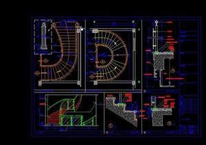 怡庄园售楼处含CAD施工图 效果图 模型 -现代施工图建筑规划设计方