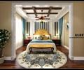 臥室,臥室裝飾,臥室空間,床尾凳