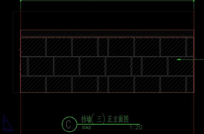 挡墙CAD详图(3)