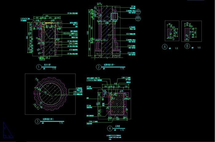 欧式景观亭cad施工图详图,图纸为欧式风格,图纸绘制详细完整,可直接下载用于相关园林景观素材设计使用,欢迎下载。
