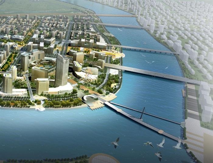 赤峰市红山区桥北区分区规划设计pdf方案(3)