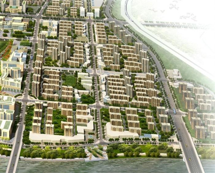 赤峰市红山区桥北区分区规划设计pdf方案(5)