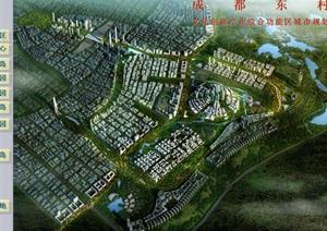 成都东村文化创意产业综合功能区城市规划ppt方案
