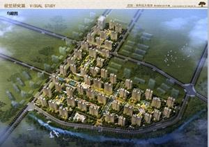 沈阳保利远大地块住宅小区规划设计ppt方案