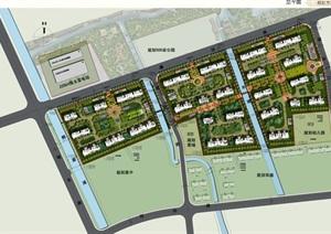上海保利塘祁路住宅小区项目规划设计ppt方案