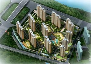 东方今典住宅小区规划设计jpg文本