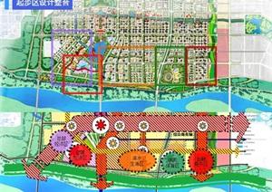 石家庄滹沱新区起步区城市设计整合方案及近期建设规划ppt方案