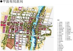 现代德阳总体城市设计ppt方案