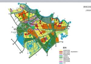 天津津南区总体城市设计ppt方案