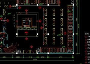 [课程设计]二层卡欧咖啡厅室内设计方案