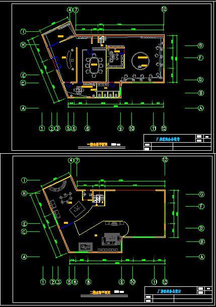 厂房改造办公装饰设计-二层约380平[原创]