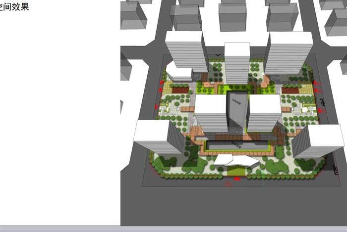 某詳細的小區住宅景觀設計ppt方案[原創]