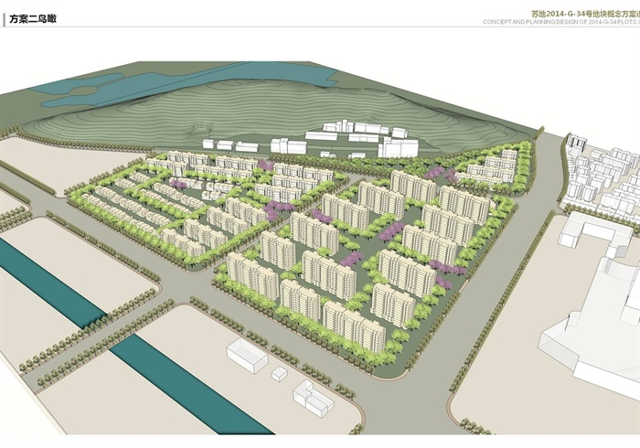 某详细的住宅小区景观设计jpg方案[原创]