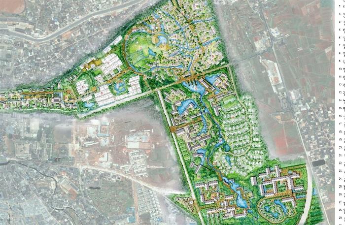 丽江古城印象景观规划设计pdf方案[原创]