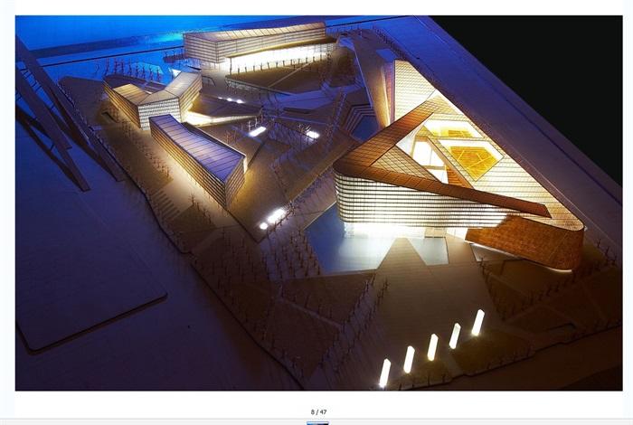 天津电视大厦建筑jpg方案(2)