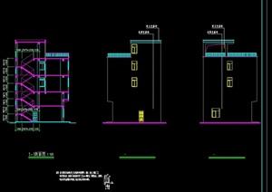 私人别墅住宅设计cad施工图