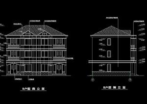 约室内空间设计cad施工图附完工照片 -设计素材下载