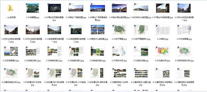 现代中式风格城市概念规划设计方案JPG格式(8)