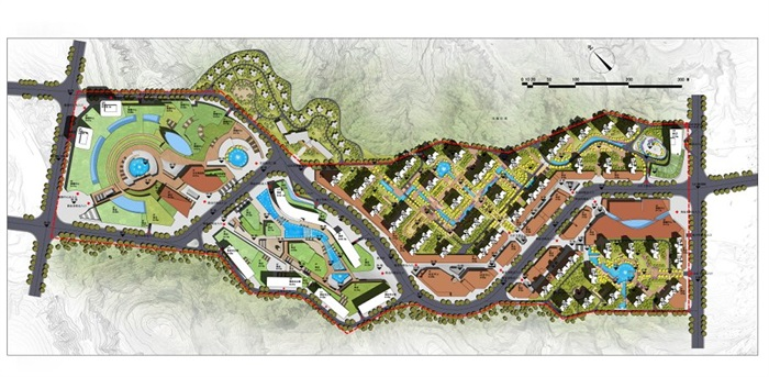 现代城市综合体项目规划方案(120页)(1)