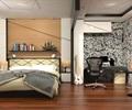 卧室,卧室装饰,卧室空间,卧室装修