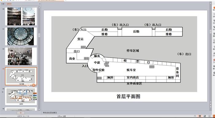 上海汽车站设计ppt方案[原创]
