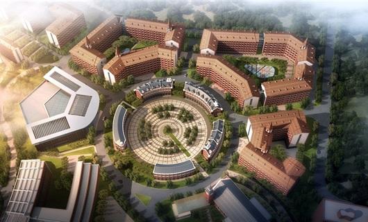 云南经贸外事职业学院修建性详细规划