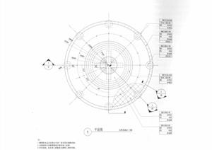 某园林景观设计细部水景pdf方案