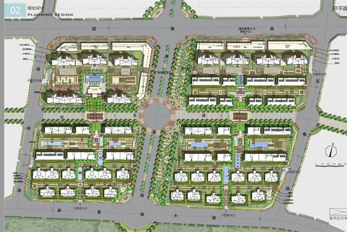 某住宅小区项目概念设计方案高清pdf文本[原创]