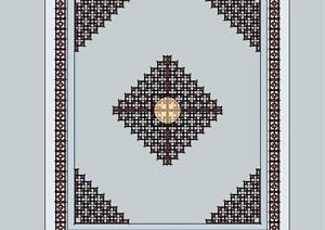 某室内吊顶装饰设计SU(草图大师)模型