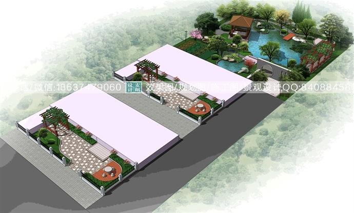 别墅区景观规划设计