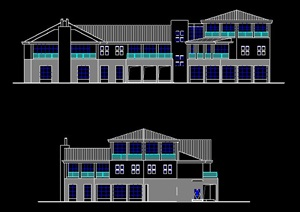 某会所建筑设计方案