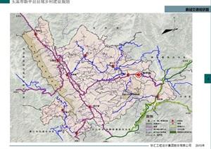 某县域乡村建设规划设计方案高清pdf文本
