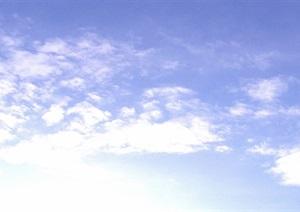 天空与水面贴图