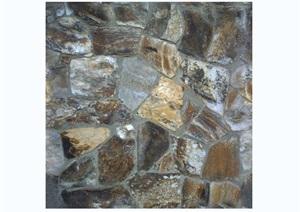 多种不同的自然石贴图