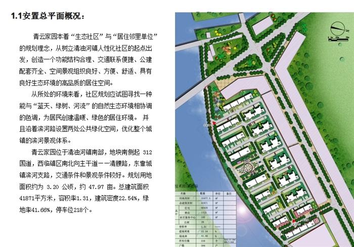 青云家园详细的小区ppt方案(3)