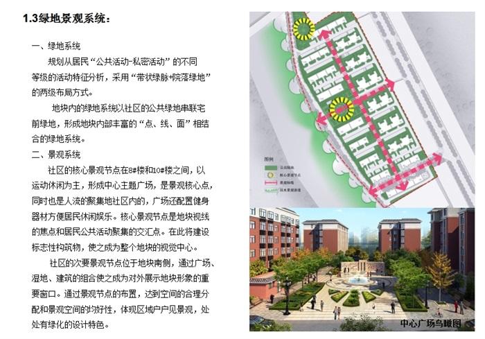 青云家园详细的小区ppt方案(5)