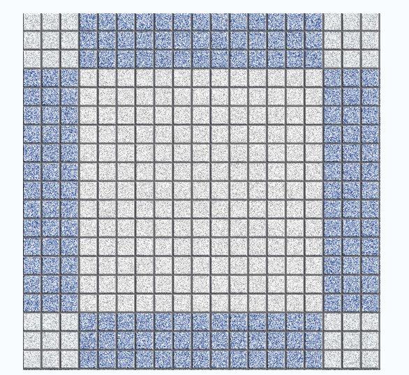 广场砖与拼花铺装贴图素材[原创]图片