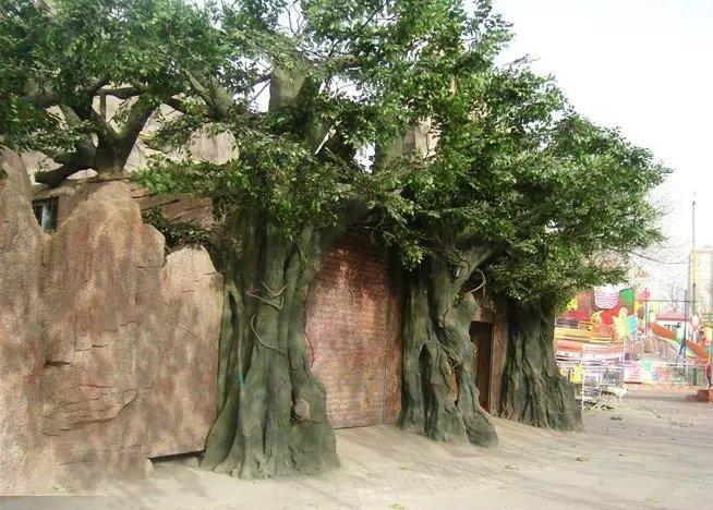 树木,树木素材,造型树