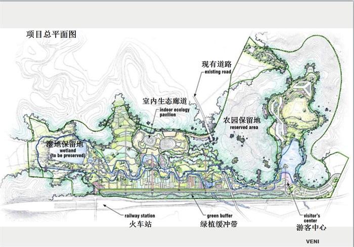 田园综合体规划设计方案高清文本(8)