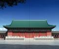 程园碑廊和大殿